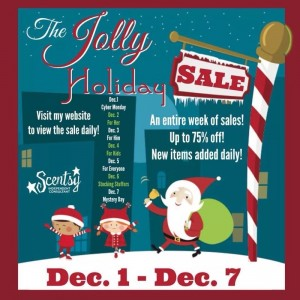 Jolly Holiday - ALL Day